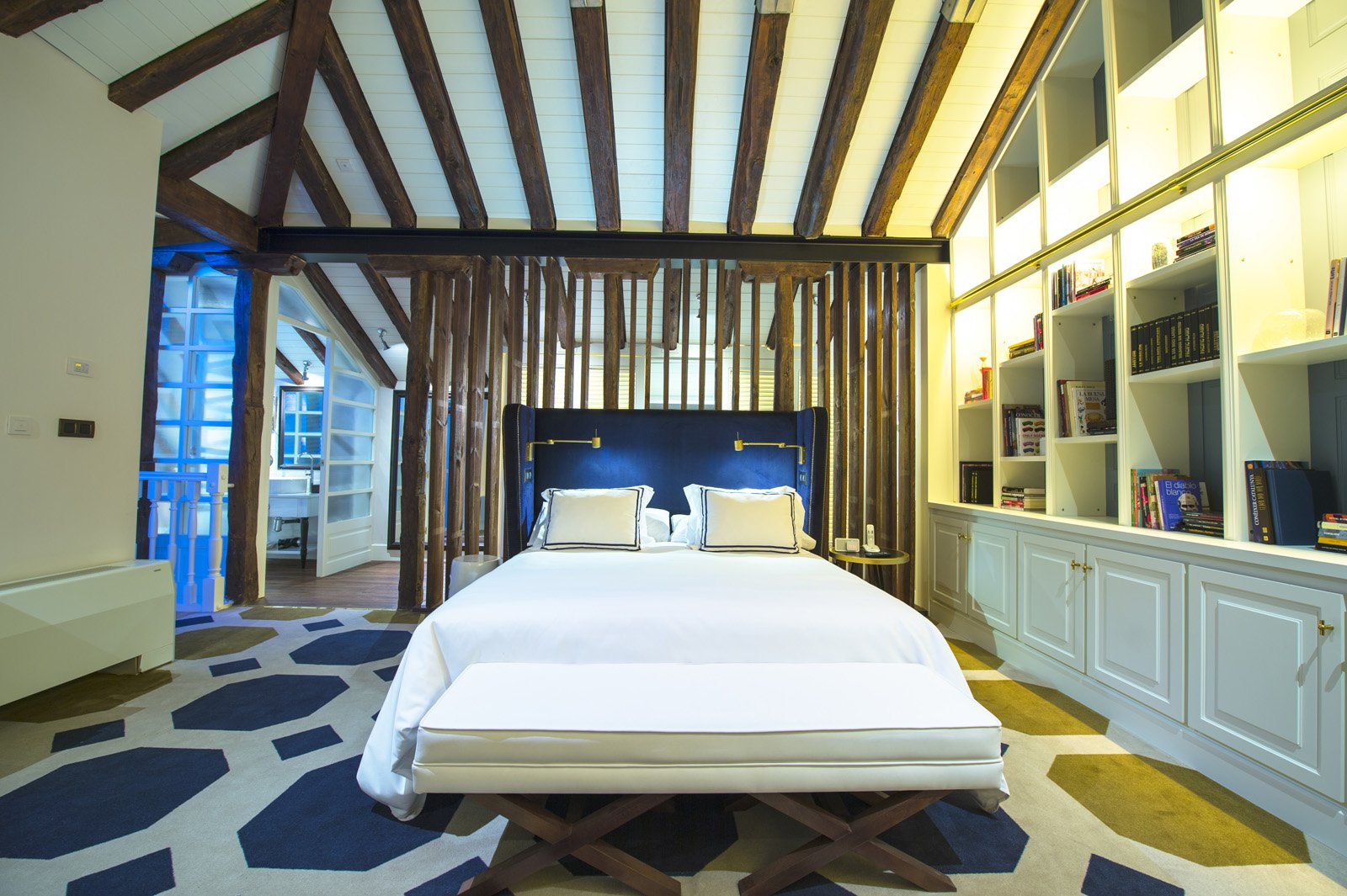 El only you boutique hotel madrid inaugura su proyecto de for Hotel only you madrid