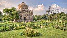 Jardines de Lodi en Nueva Delhi